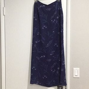 Preview Collection long skirt- excellent condition